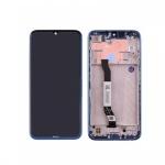 Xiaomi Redmi Note 8 LCD + Touch + Frame Neptune Blue (Service Pack)
