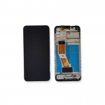 Samsung Galaxy A11 A115 2020 LCD + Touch + Frame Black (Service Pack)
