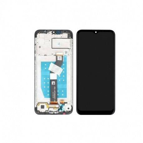 Motorola Moto G8 Power Lite LCD + Touch + Frame (Service Pack)