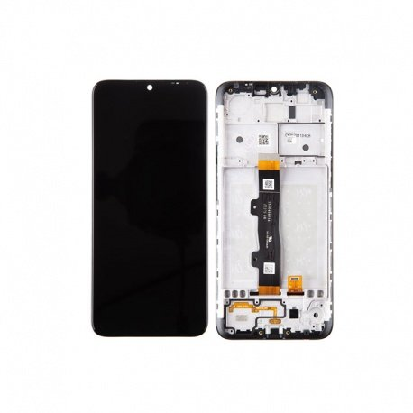 Motorola Moto E7 LCD + Touch + Frame (Service Pack)