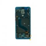 Xiaomi Mi 9T Assembled LCD + Touch + Frame - Blue (OEM)
