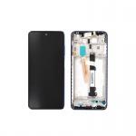 Xiaomi Poco X3 LCD + Touch + Frame Cobalt Blue (Service Pack)
