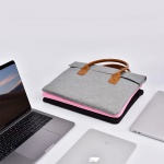 COTEetCI NoteBook Handle Bag (for 16inch) Grey