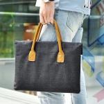 COTEetCI NoteBook Handle Bag (for 16inch) Dark Grey