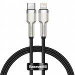 Baseus Cafule Series Metal Data Cable Type-C/Lightning PD 20W 0.25m Black
