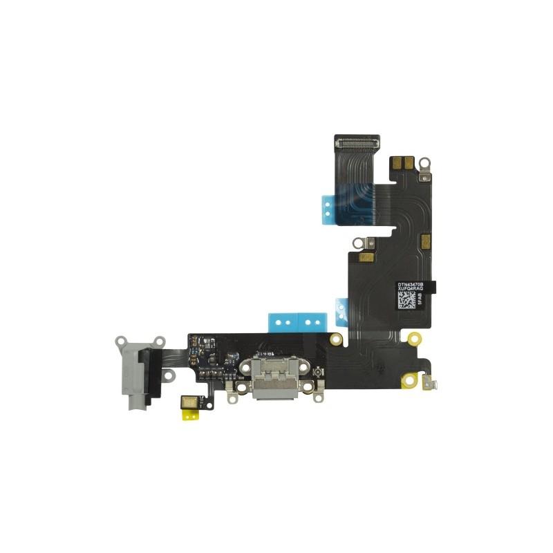 Napájecí flexi konektor Space Grey pro Apple iPhone 6 Plus