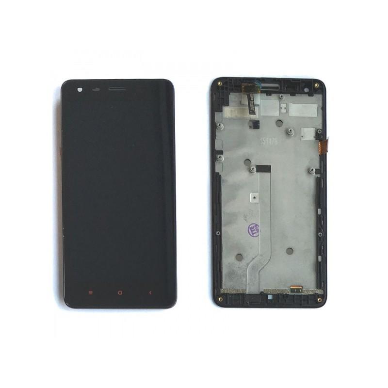 Xiaomi Redmi 2 LCD displej + dotyk + rám Black