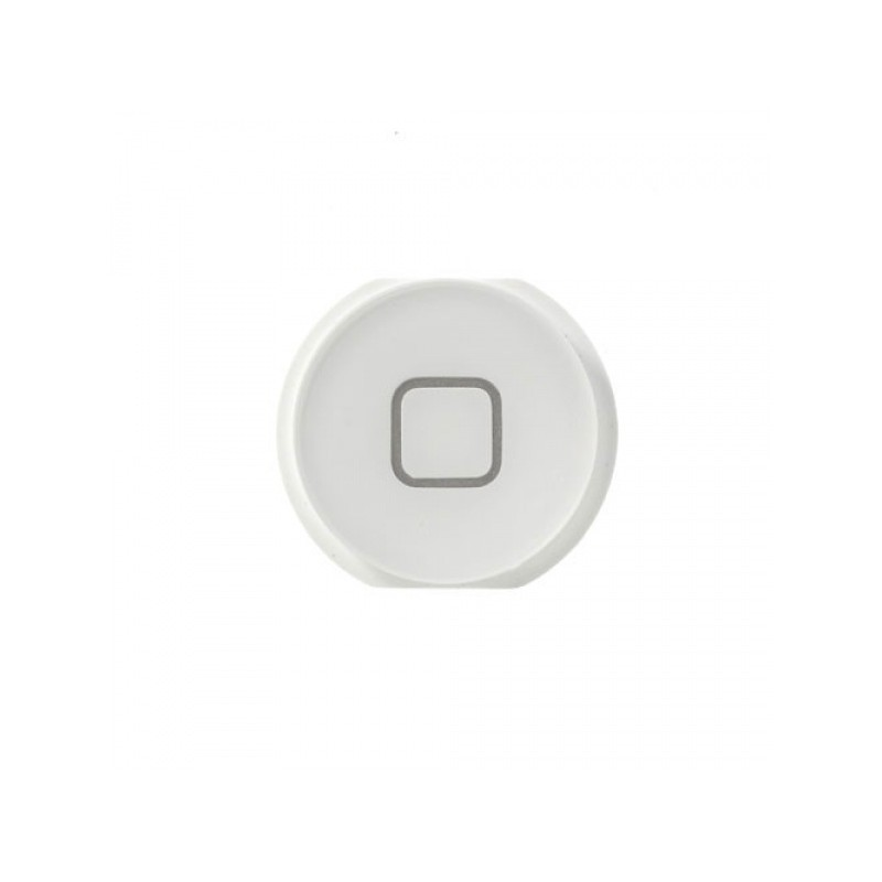Home Button White pro Apple iPad 5 (Air)