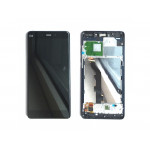 LCD + Touch + Frame (Assembled) pro Xiaomi Mi Note Black (OEM)
