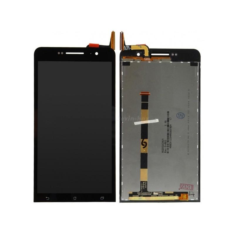 Asus Zenfone 6 LCD displej +dotyk Black