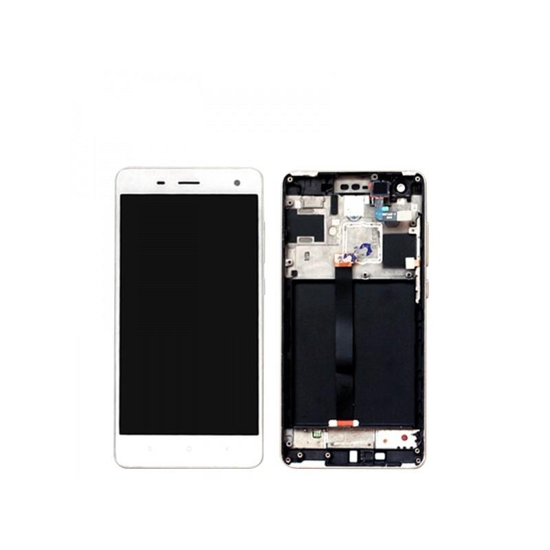 Xiaomi Mi4 LCD displej + dotyk + rám White