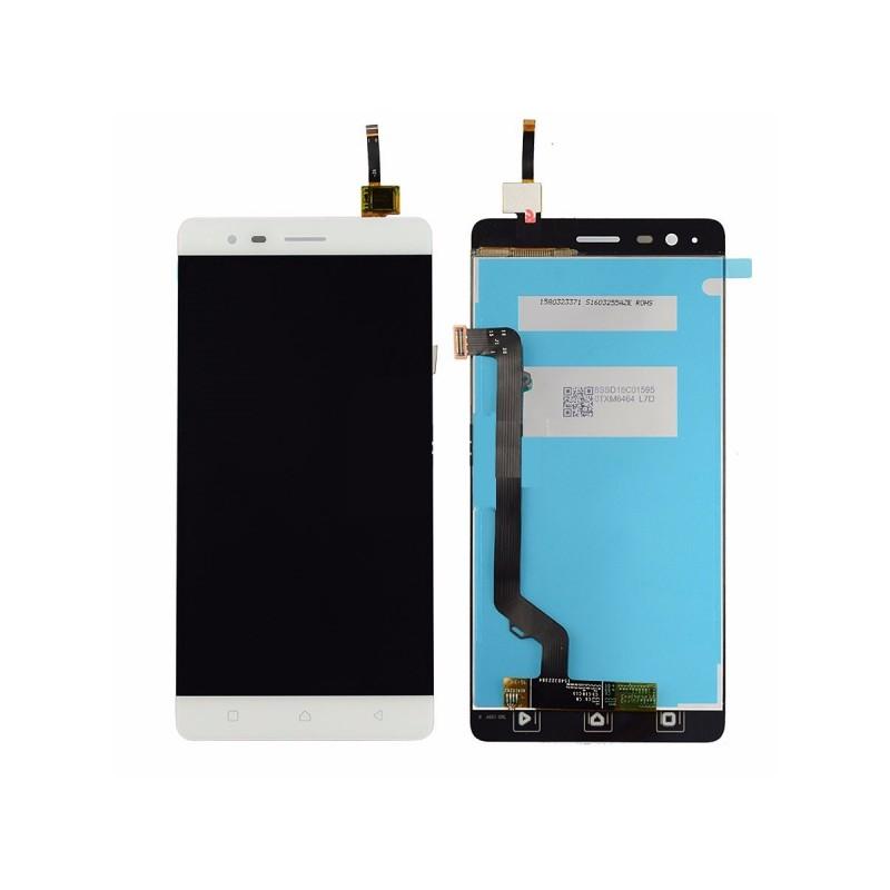Lenovo K5 Note LCD displej +dotyk White