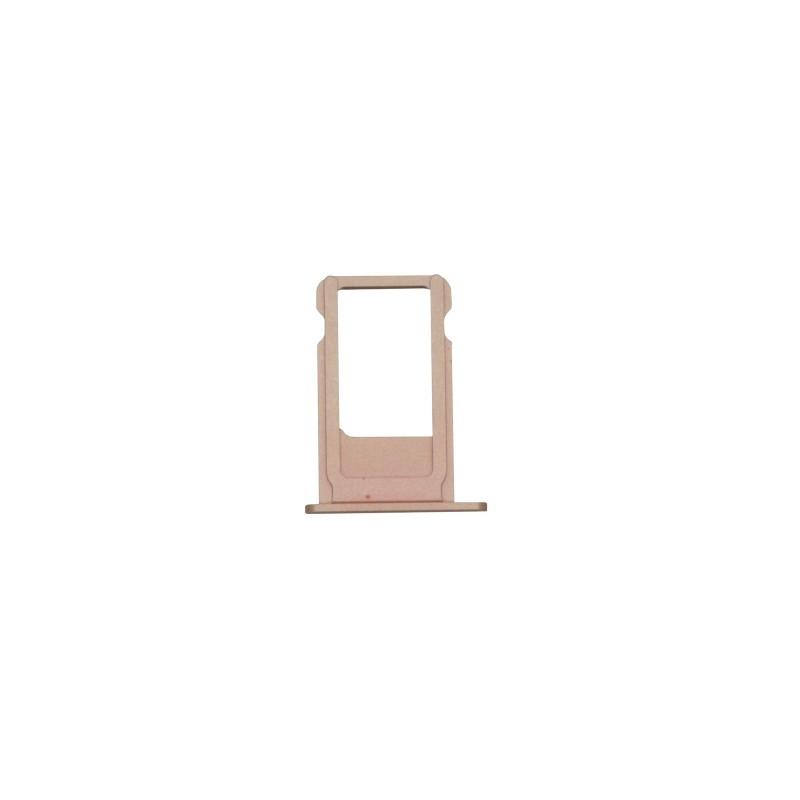 Šuplík na SIM  Rose Gold pro Apple iPhone SE