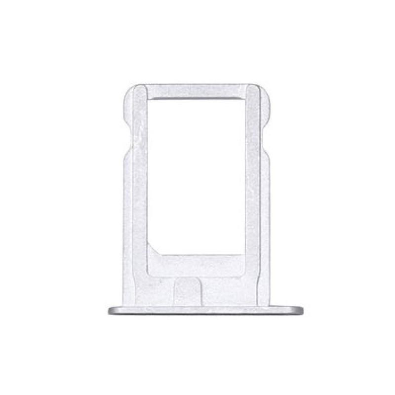 SIM Card Tray Silver pro Apple iPhone SE