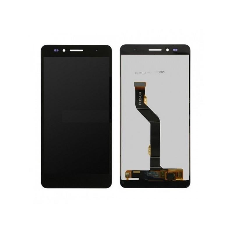 Huawei Honor 5X LCD displej +dotyk + Separate Frame Black