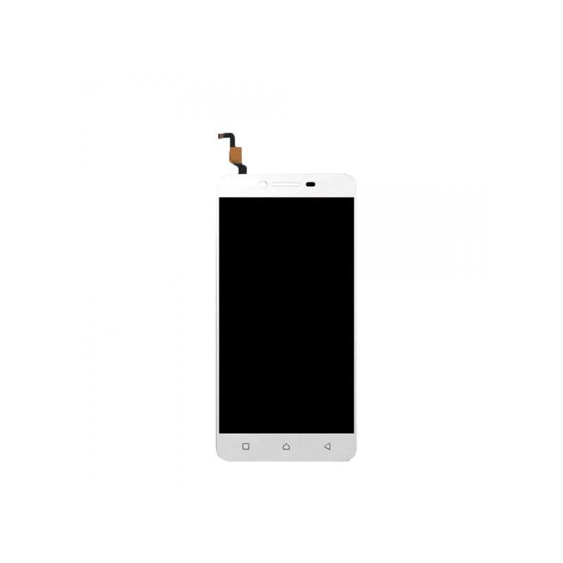 Lenovo K5 Plus LCD displej +dotyk White