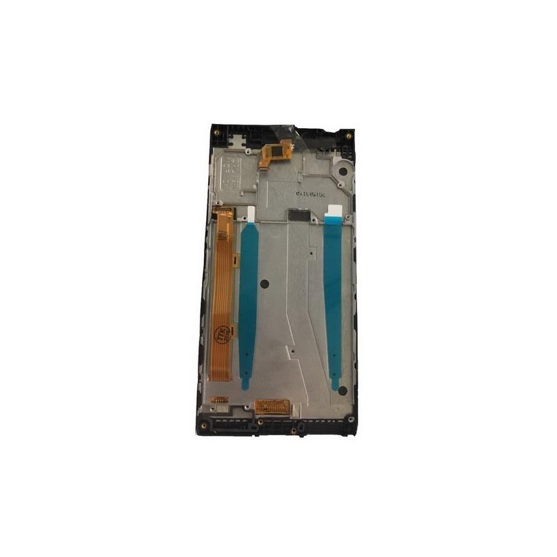 Lenovo P70 LCD displej + dotyk + rám Black