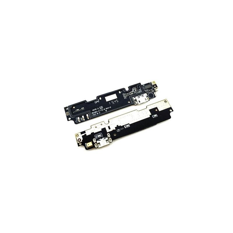 Xiaomi Redmi Note 2 Small USB Charging Board