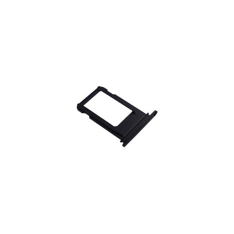 SIM Card Tray Jet Black pro Apple iPhone 7