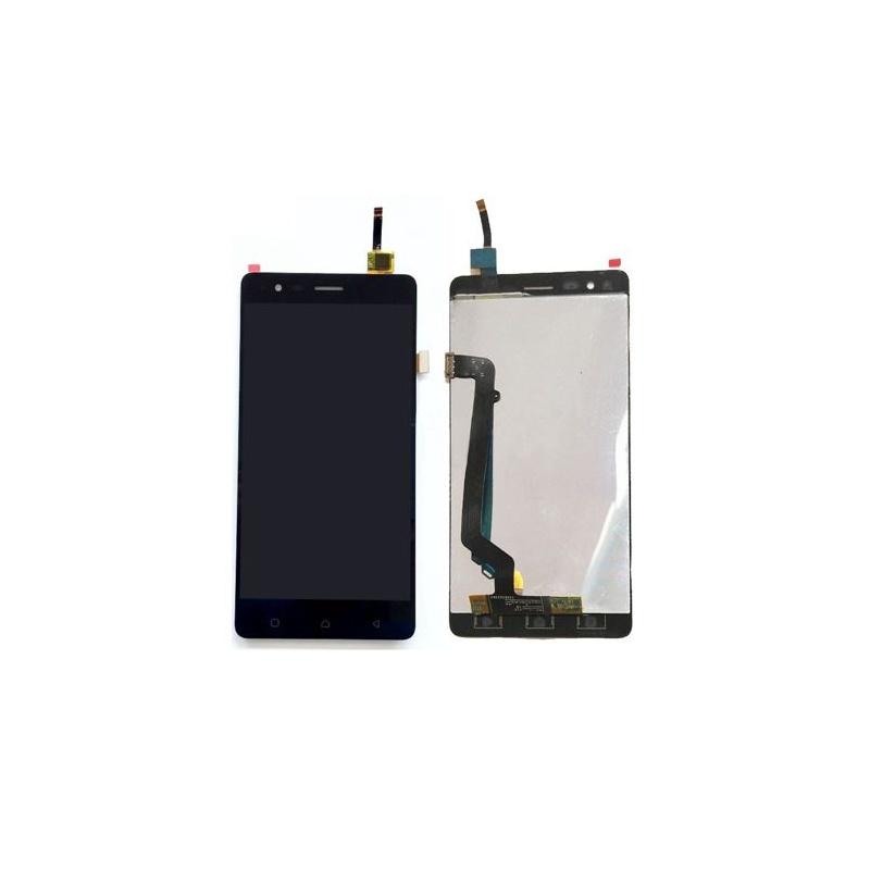 Lenovo K5 Note LCD displej +dotyk Black
