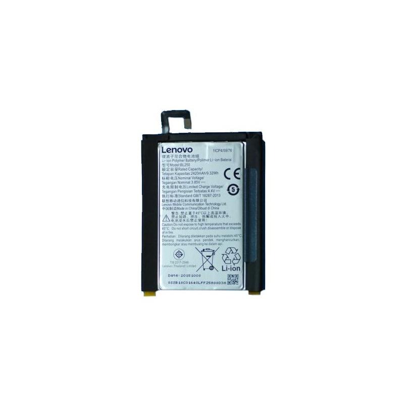 Lenovo Vibe S1 Baterie