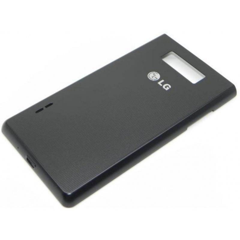LG P700 Back Cover Black