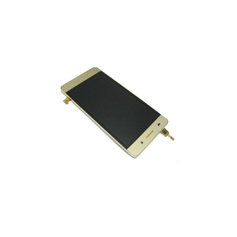 Huawei Honor 4C LCD displej +dotyk Gold