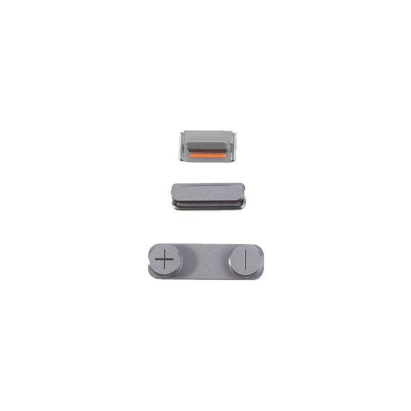 Side Buttons Space Grey pro Apple iPhone SE