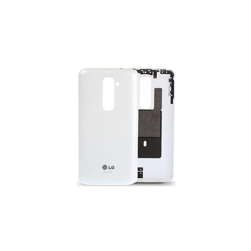 LG G2 (D800) Back Cover White + NFC Antenna