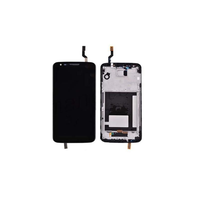 LG K8 (K350N) LCD displej +dotyk Black