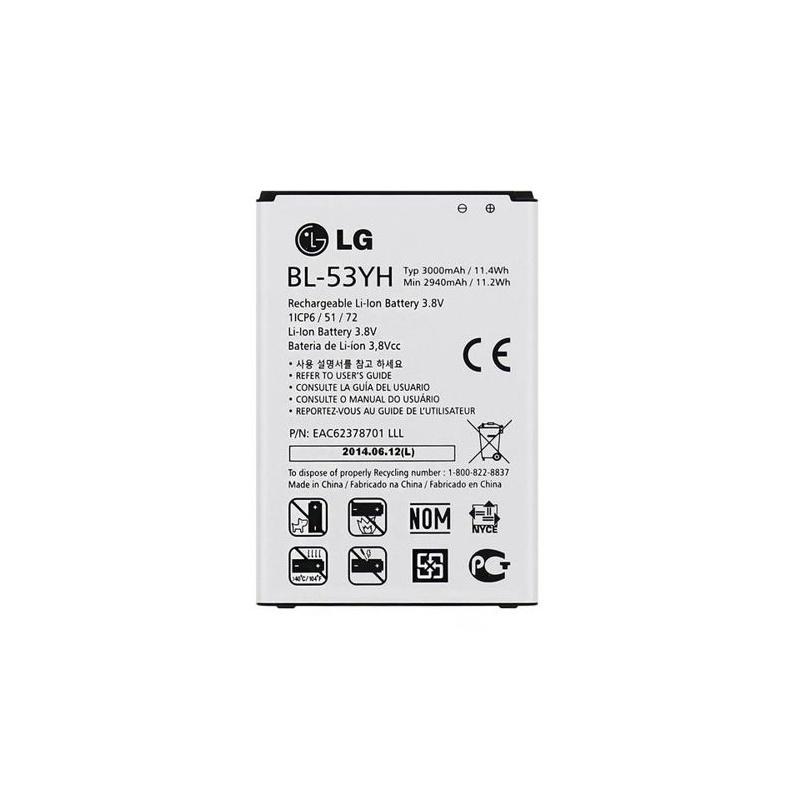 LG G3 (D855) Baterie