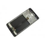 LCD + Touch + Frame (Assembled) pro Xiaomi Mi4 Black (OEM)