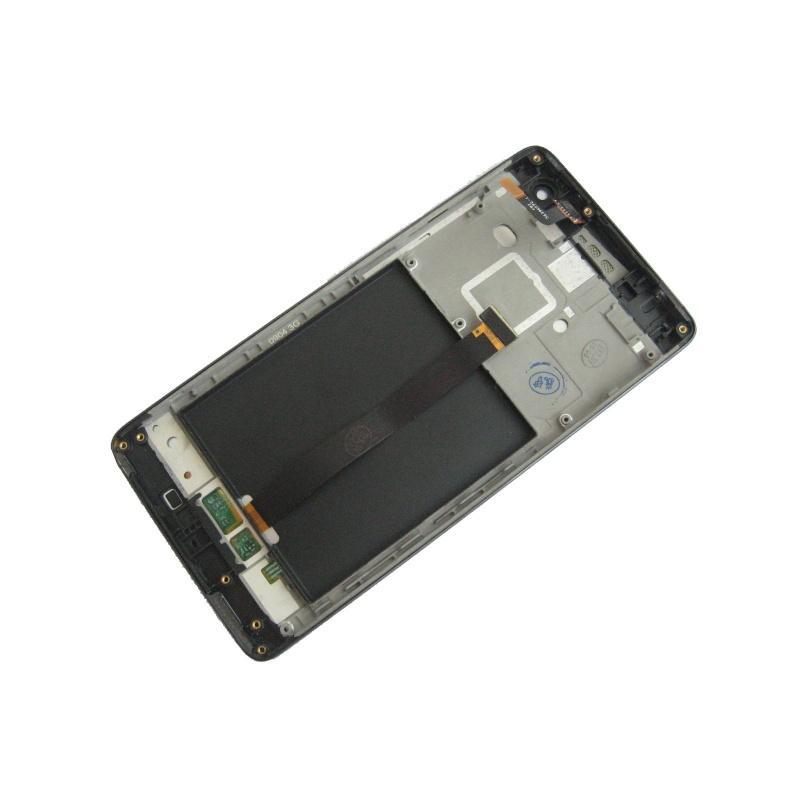 Xiaomi Mi4 LCD displej + dotyk + rám Black