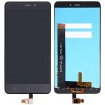 Xiaomi Redmi Note 4 (MediaTek - Asian) LCD + Touch - Black (OEM)
