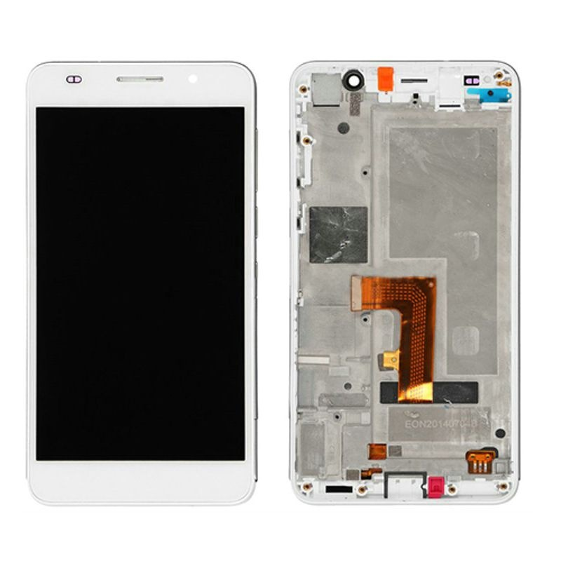 Huawei Honor 6 Plus LCD displej +dotyk + Separate Frame White