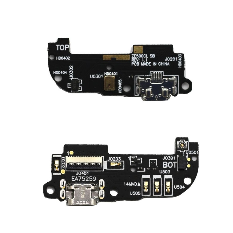 Asus Zenfone 2 Laser (ZE500CL) Small USB Charging Board