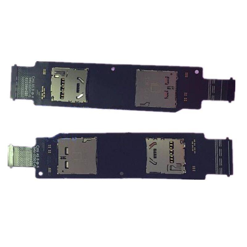 Asus Zenfone 2 Laser (ZE500CL) SIM Card Reader Flex