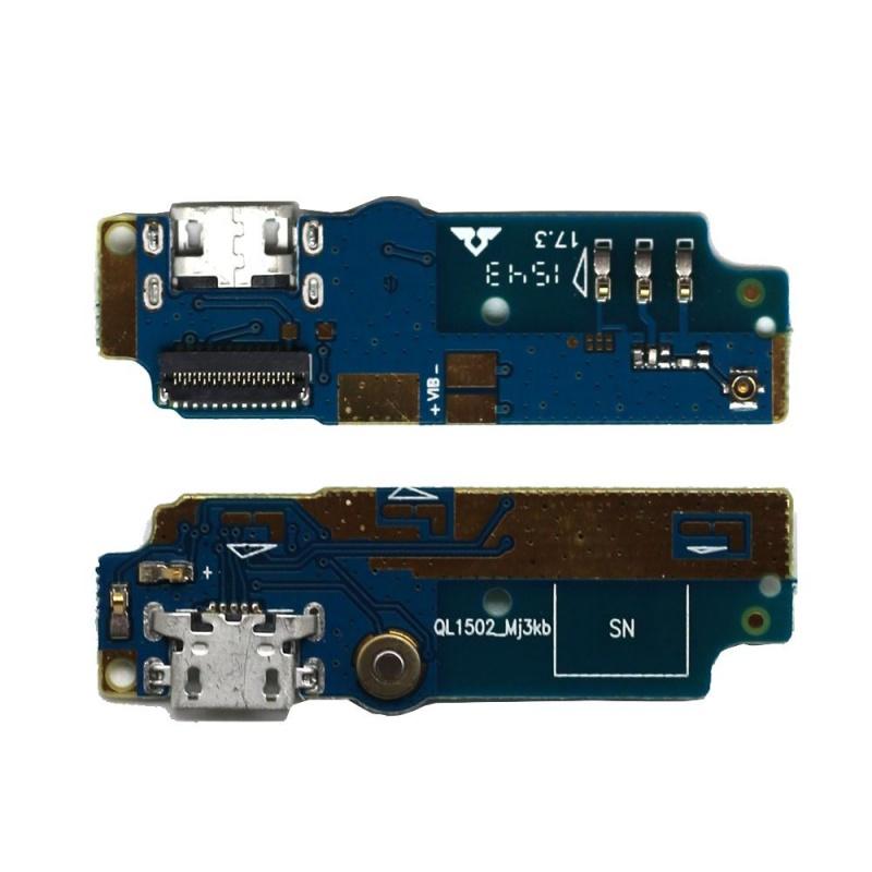 Asus Zenfone MAX (ZC550KL) Small USB Charging Board