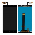 LCD + Touch pro Xiaomi Redmi Note 3 147mm Black (OEM)