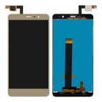 LCD + Touch pro Xiaomi Redmi Note 3 147mm Gold (OEM)