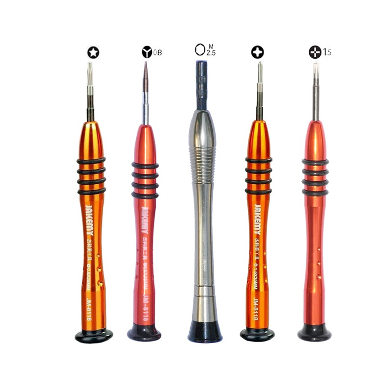 5 in 1 Precision Screwdriver Set for Apple