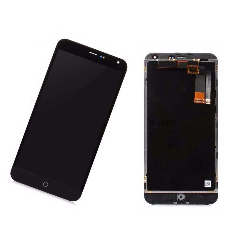 Meizu M1 Note LCD displej + dotyk + rám Black