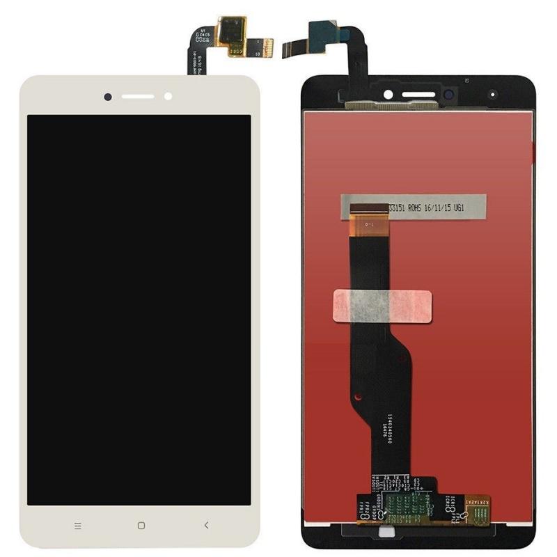 Xiaomi Redmi Note 4/4X LCD displej +dotyk White (Qualcomm)