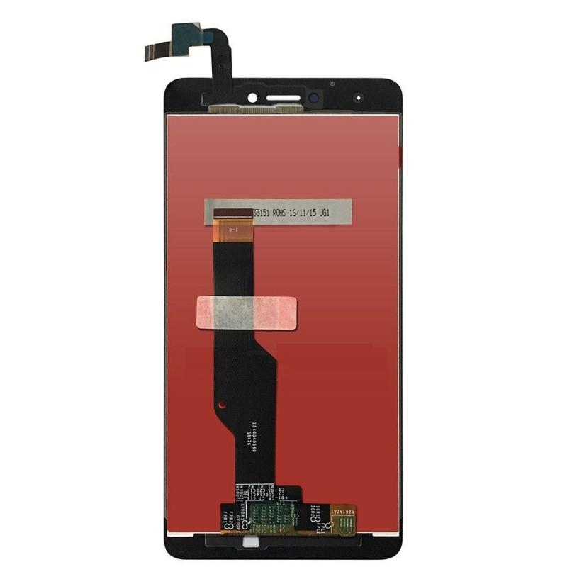 Xiaomi Redmi Note 4/4X LCD displej +dotyk Black (Qualcomm)