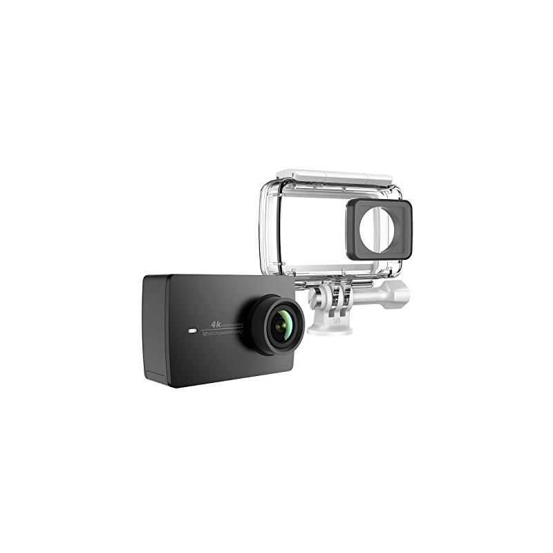 Yi 4K Action kamera černá + voděodolný kryt