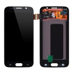 LCD + Touch pro Samsung Galaxy S6 Black (OEM)