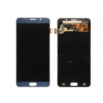 LCD + Touch pro Samsung Galaxy Note 5 Blue (OEM)