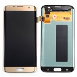 LCD + Touch pro Samsung Galaxy S7 Edge Gold (OEM)