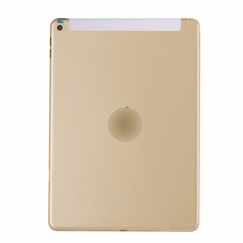 Zadní kryt pro 3G Gold pro Apple iPad 6 (Air 2)