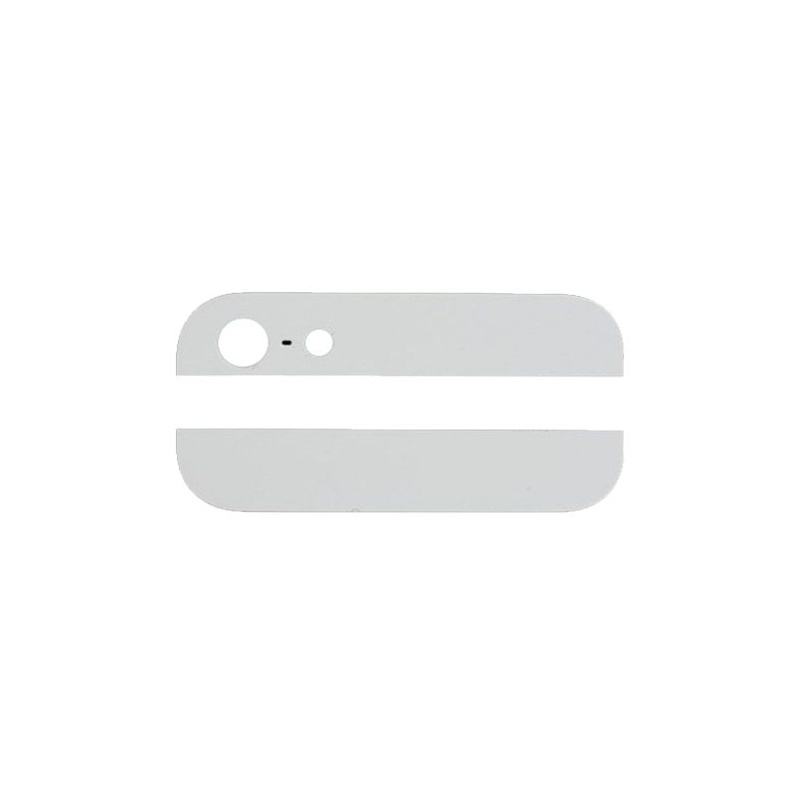 Back Cover Glass White pro Apple iPhone 5